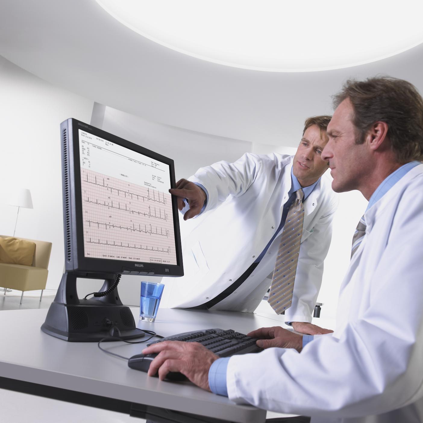 EKG-Management